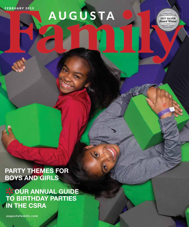 Augusta Family Magazine February 2019 by Augusta Family