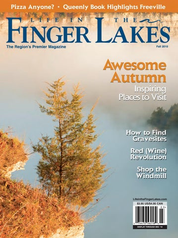 Life In The Finger Lakes Fall 2010 By Fahy Williams Publishing Issuu