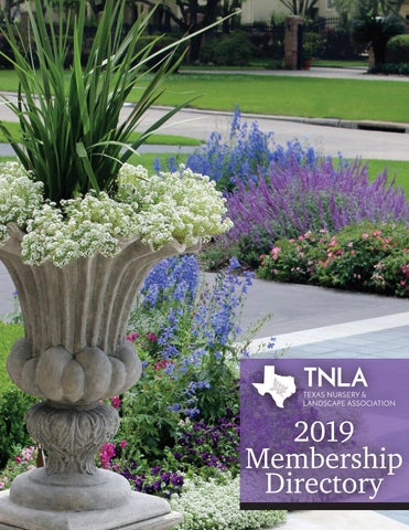2019 Tnla Membership Directory By Texas