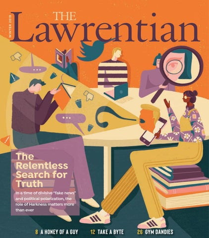 The Lawrentian Winter 2019 by The Lawrenceville School - issuu