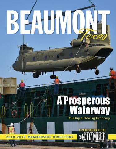 Beaumont TX Digital Magazine - Town Square Publications