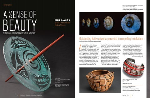 Page 3 of A Sense of Beauty: Showcasing the Power and Beauty of Native Art