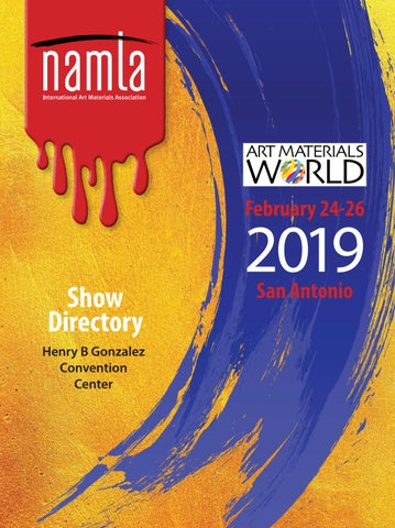 NAMTA 2019 Show Directory by Fahy-Williams Publishing - issuu