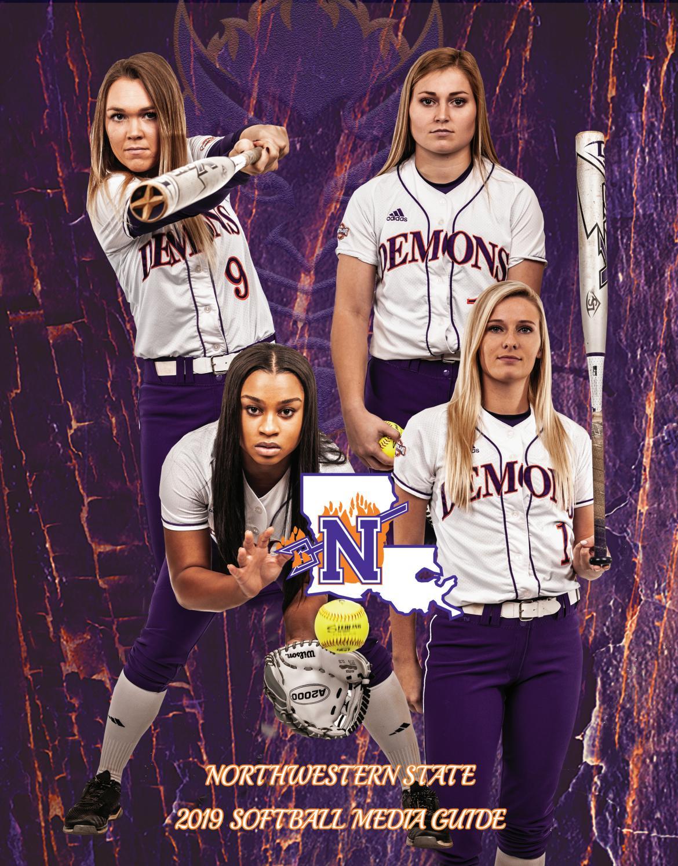 2019 Northwestern State Softball Media Guide by Northwestern State