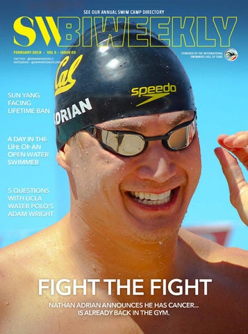 7d6945d27d SW Biweekly February 7, 2019 by Swimming World Magazine - issuu