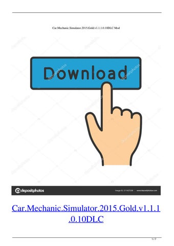 Car Mechanic Simulator 2015 Gold V1 1 1 0 10dlc Mod By Tricsalili