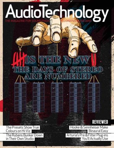 AudioTechnology App Issue 53 by Alchemedia Publishing - issuu