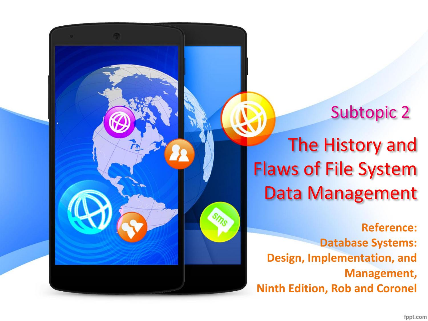 1 2 The History And Flaws Of File System Data Management By Fundamentals Of Information System Issuu