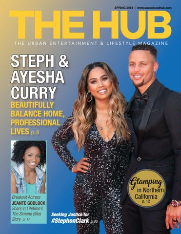 Spring 2018 issue of THE HUB Magazine by THE HUB Magazine