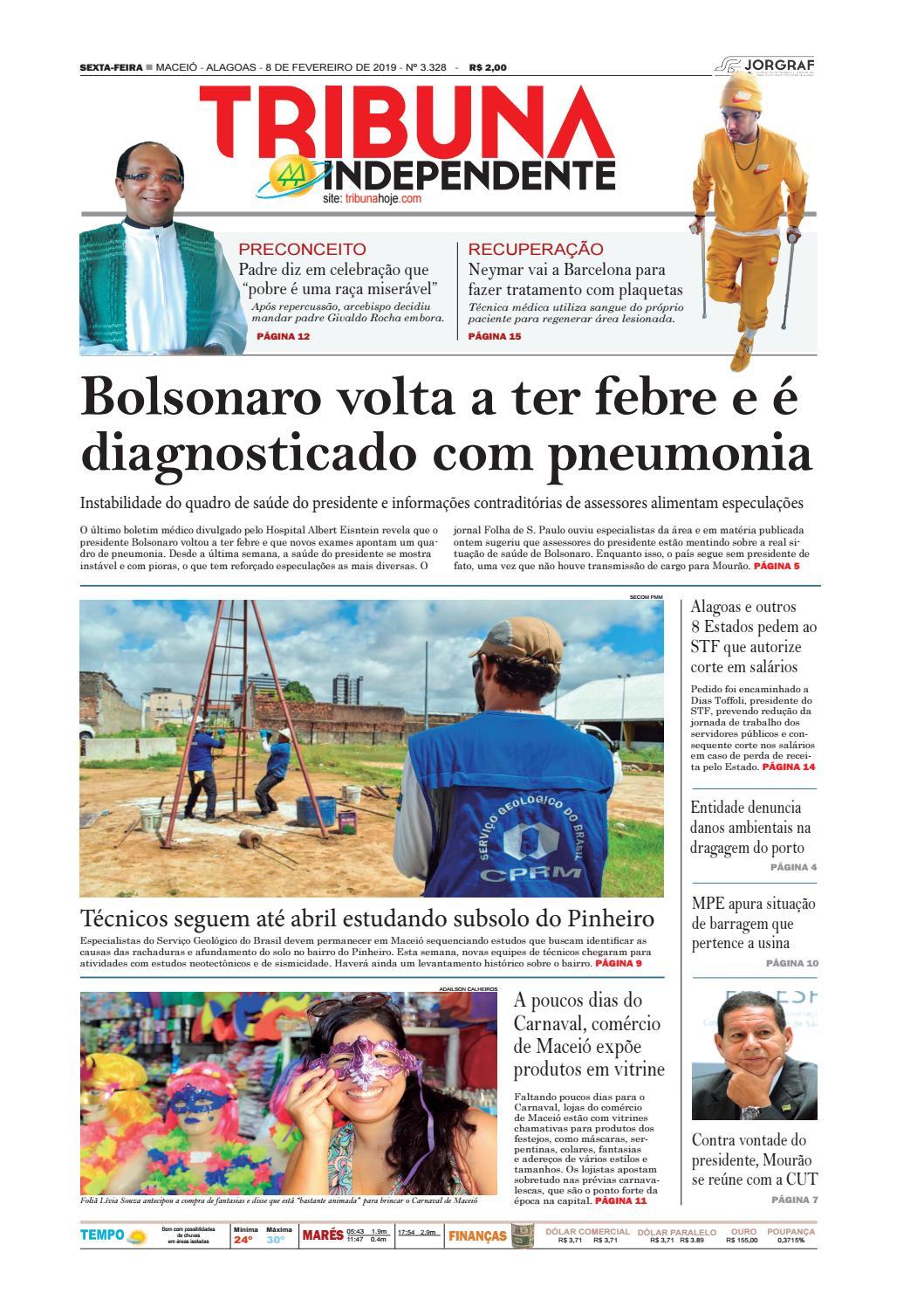 a8c7b396d Edição número 3328 - 8 de fevereiro de 2019 by Tribuna Hoje - issuu