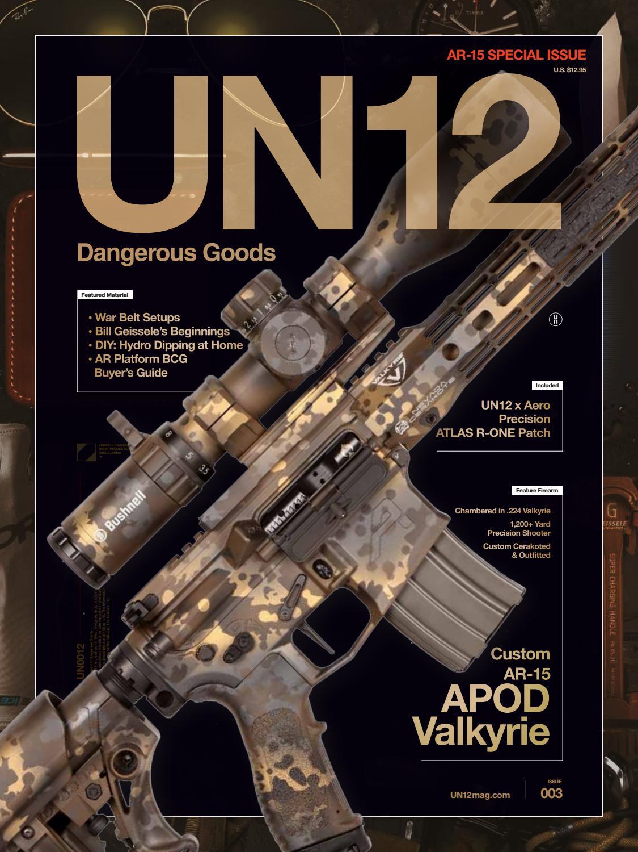 """54"""" x 11.5"""" Moon Shine Camo® Economical Rifle Gun Wrap Kit"""