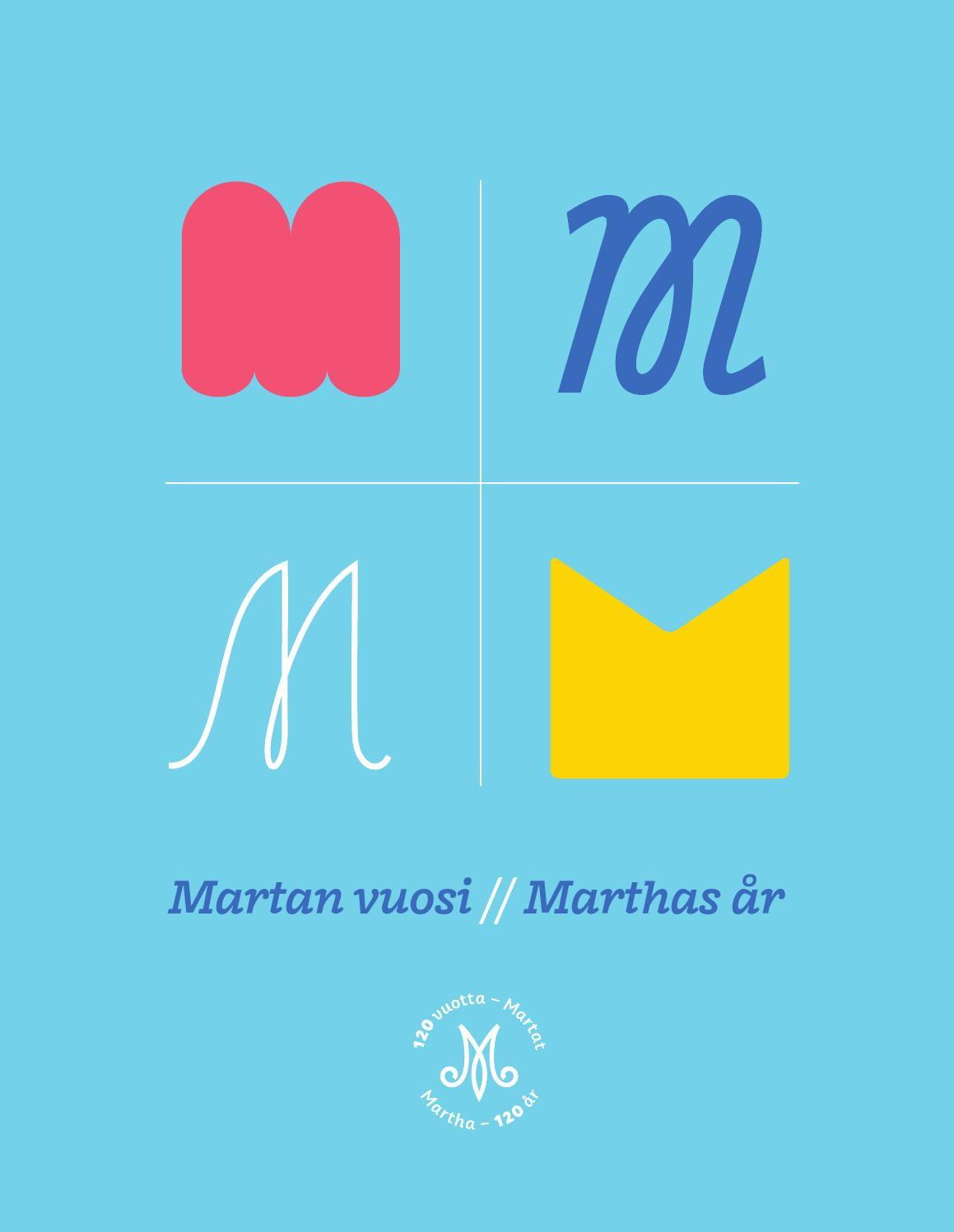 Martan vuosi Marthas år by Finlands svenska Marthaförbund - issuu 5908fff0db
