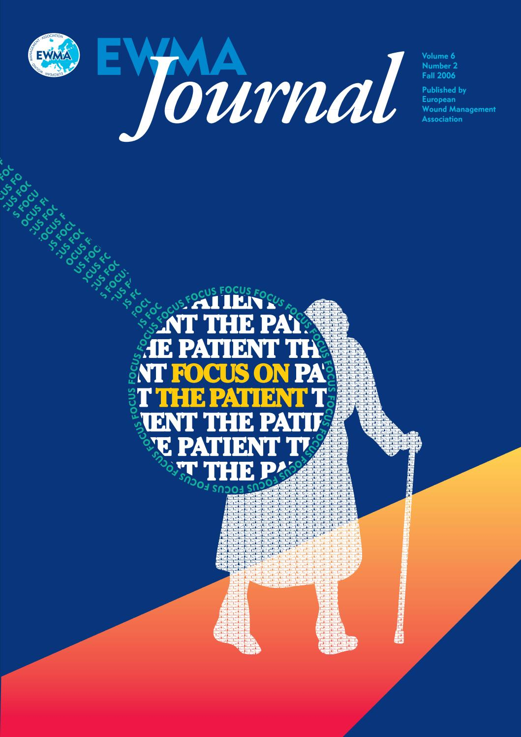 Ewma journal fall 2006 by ewma european wound management association issuu