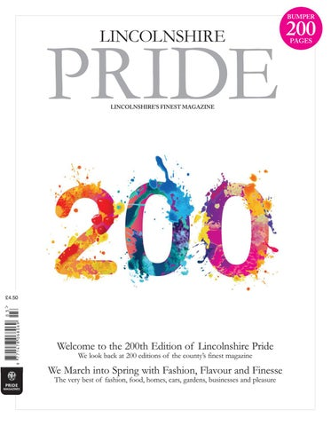 3ecc76b217e5 Lincolnshire Pride March 2019 by Pride Magazines Ltd - issuu