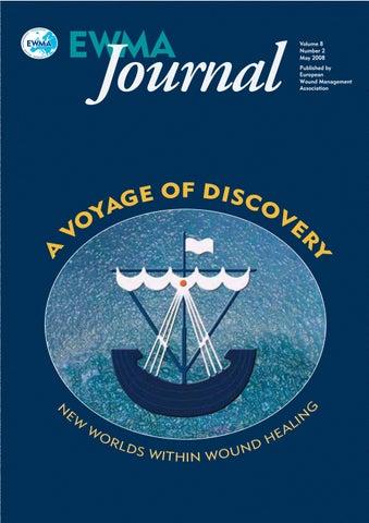 EWMA Journal May 2008 by EWMA European Wound Management Association