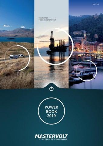 Wonderbaar Mastervolt Powerbook 2019 - EN by Boerma Reclame - issuu FK-01