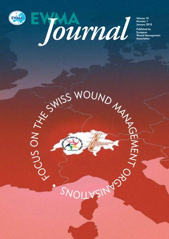 EWMA Journal January 2010 by EWMA European Wound Management