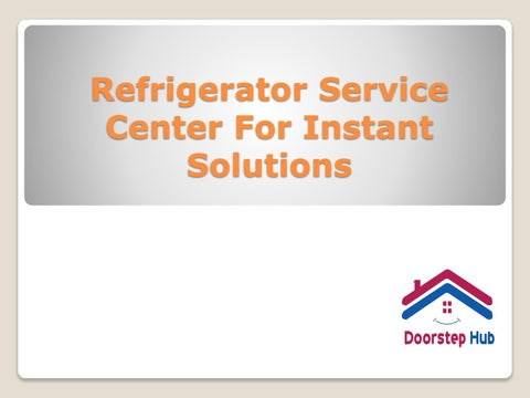Get Repair Solutions for Refrigerator Cooling Problems Today in