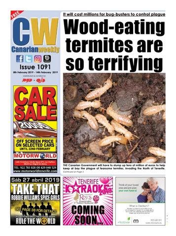 Cw Issue 1091 By Canarian Weekly Issuu