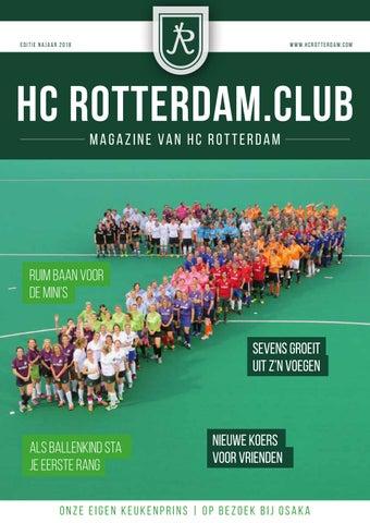 0ff918ba13e HC Rotterdam magazine 2018 by Trichis - issuu