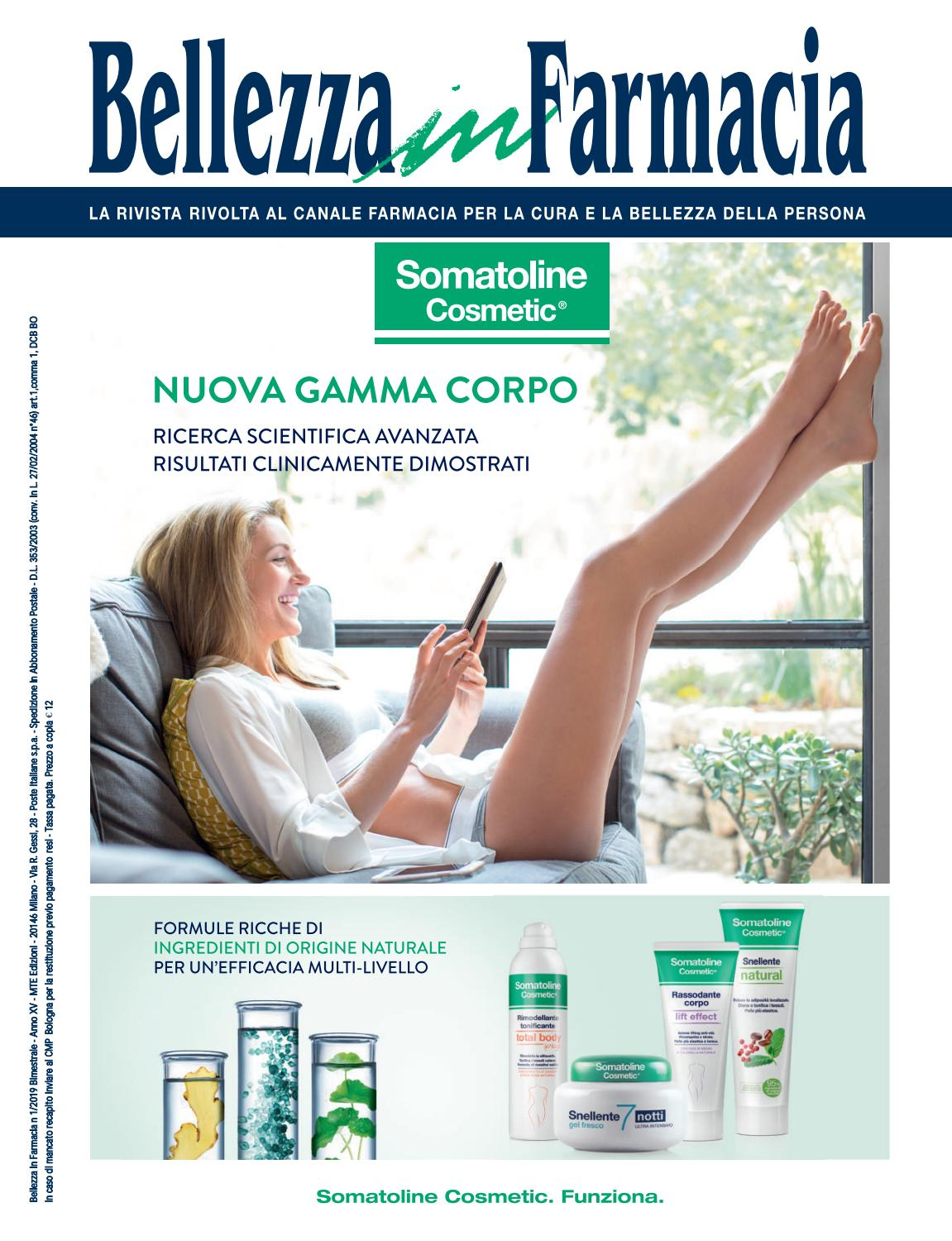 Bellezza in Farmacia 1 19 by mte edizioni issuu