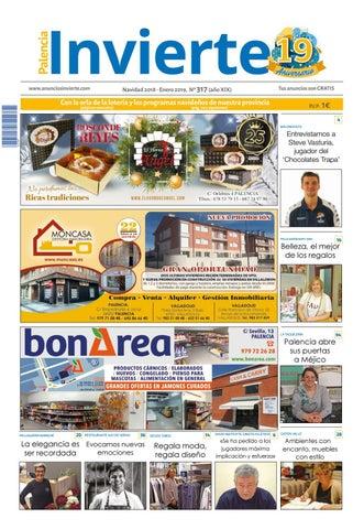 317 Navidad 2108 - Enero 2019 by Periódicos Invierte Palencia - issuu 7554d6590005