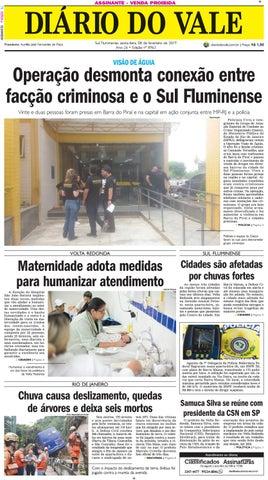 5ea3f3c4ff4 8963 - Diario - Sexta-feira - 08.02.2019 by Diário do Vale - issuu