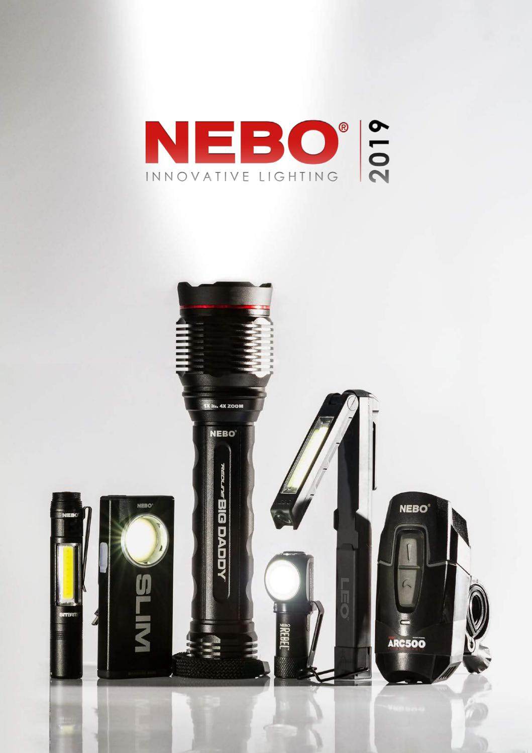 NEBO INNOVATIVE LIGHTING by Cataloghi Online - issuu