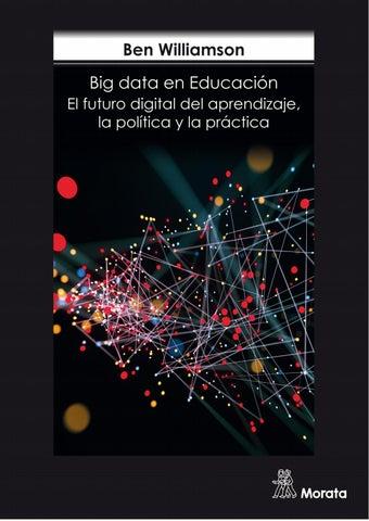 ce9a69b09 Big data en Educación. El futuro digítal del aprendizaje, la ...