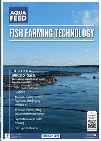 FEB 2019 - International Aquafeed magazine by Perendale Publishers