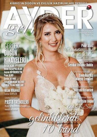 27812ae9ce136 Ayder Gelin Sayı 36 - N.Cyprus Wedding Magazine by aydergelin - issuu