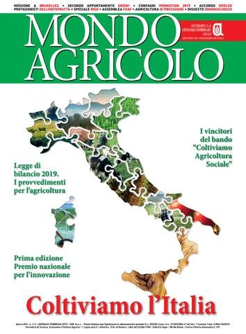 79db2f3b07 Mondo Agricolo 1-2 (2019) by Confagricoltura - issuu