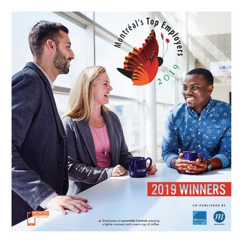 b70ac357efb0 Montreal s Top Employers (2019) by Canada s Top 100 Employers - issuu