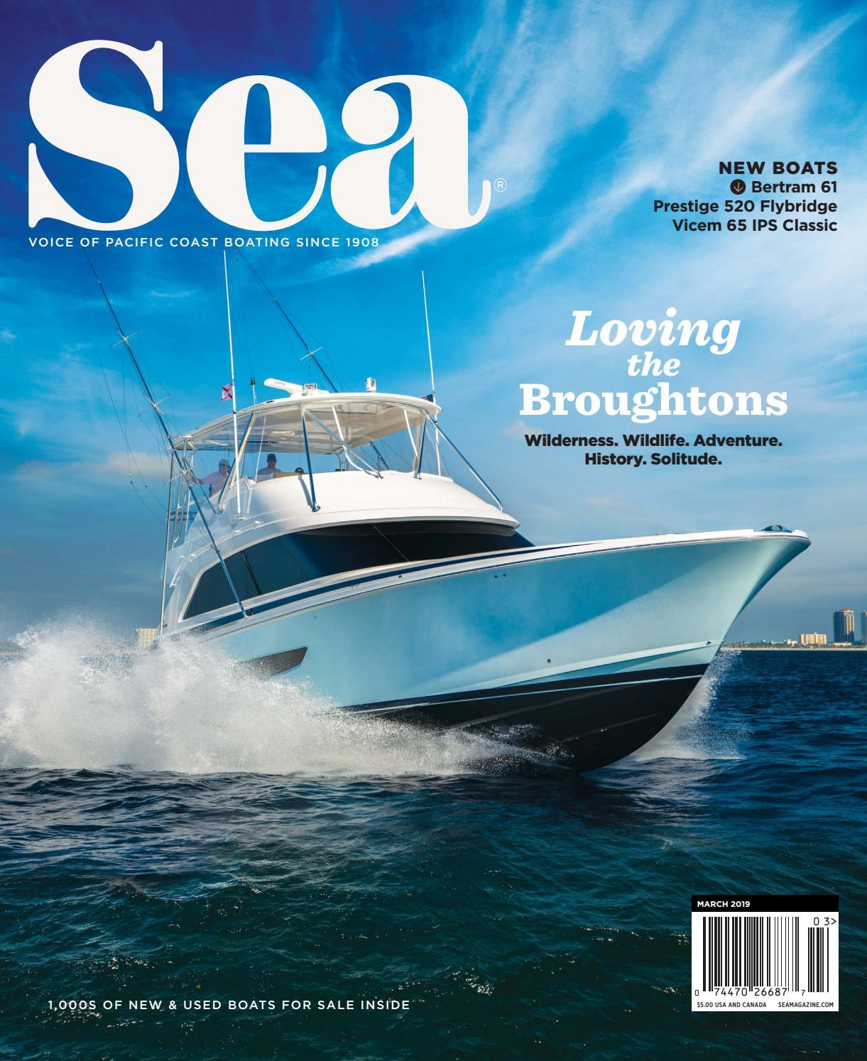 March 2019 - Sea Magazine by Duncan McIntosh Company - issuu