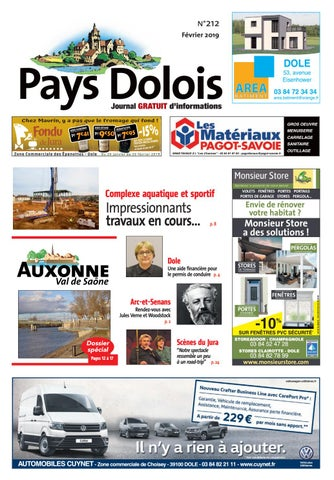 379cf9225def3 Pays Dolois 212 by PAOH - issuu