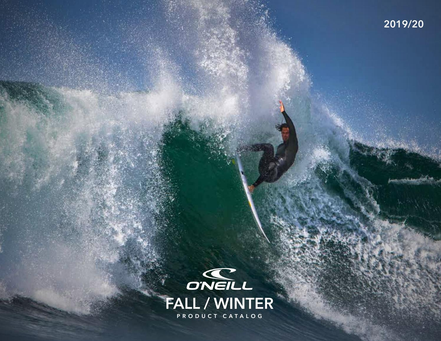 d7e8c8542 F19 O'Neill Wetsuits Catalog by O'Neill Wetsuits, LLC - issuu