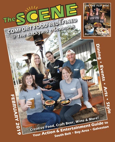 0534338ce4 The SCENE Magazine - February 2019 - Front to Back by The SCENE ...