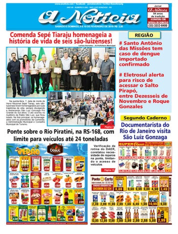 1ea04df7f Edição do dia 9 e 10 by Jornal A Notícia - issuu
