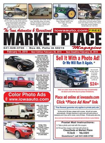 Marketplace Magazine February 14, 2019 by Marketplace Magazine - issuu