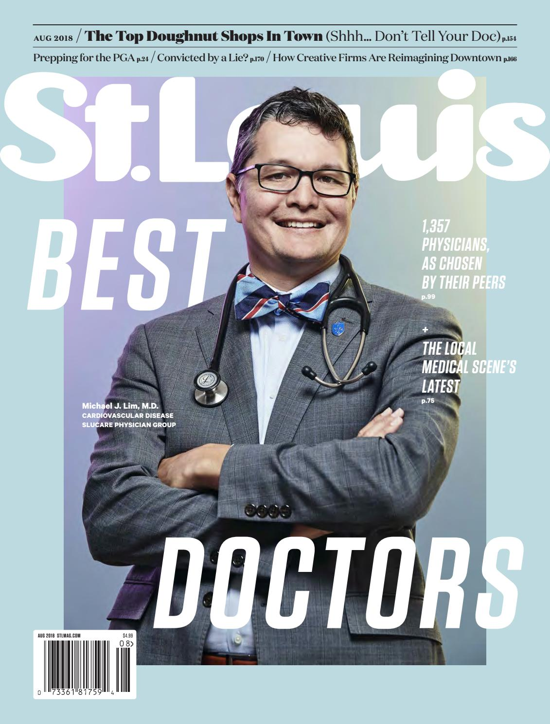 15f254b3d2d6 2018 Best Doctors by St. Louis Magazine - issuu