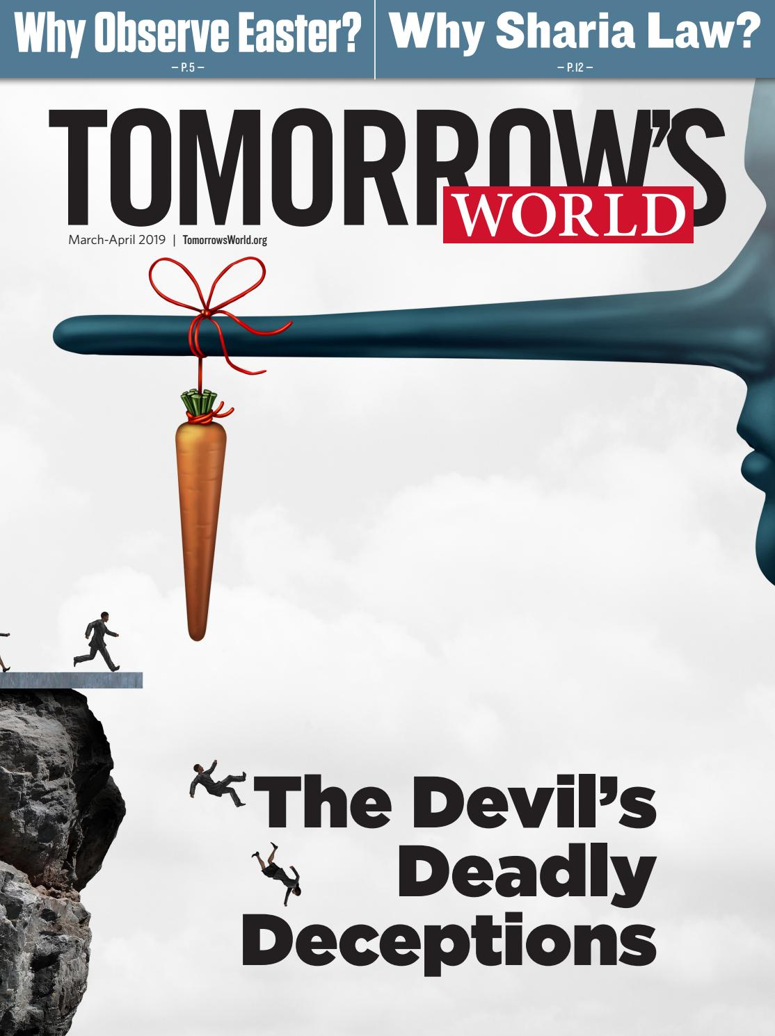 March-April 2019 by Tomorrow's World - issuu