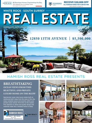 white rock south surrey real estate guide february 2019 by rh issuu com