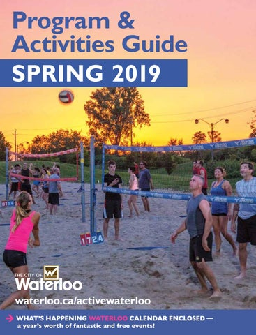 0bc54478731 Spring 2019 Program   Activities Guide by City of Waterloo - issuu
