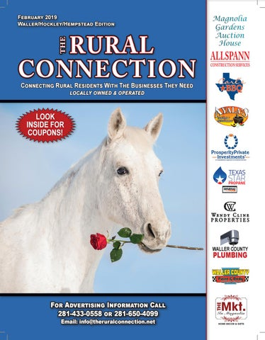 The Rural Connection Magazine by Stacy McBride - issuu