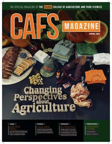 CAFS Magazine Spring 2019 By CAFS MAGAZINE Issuu