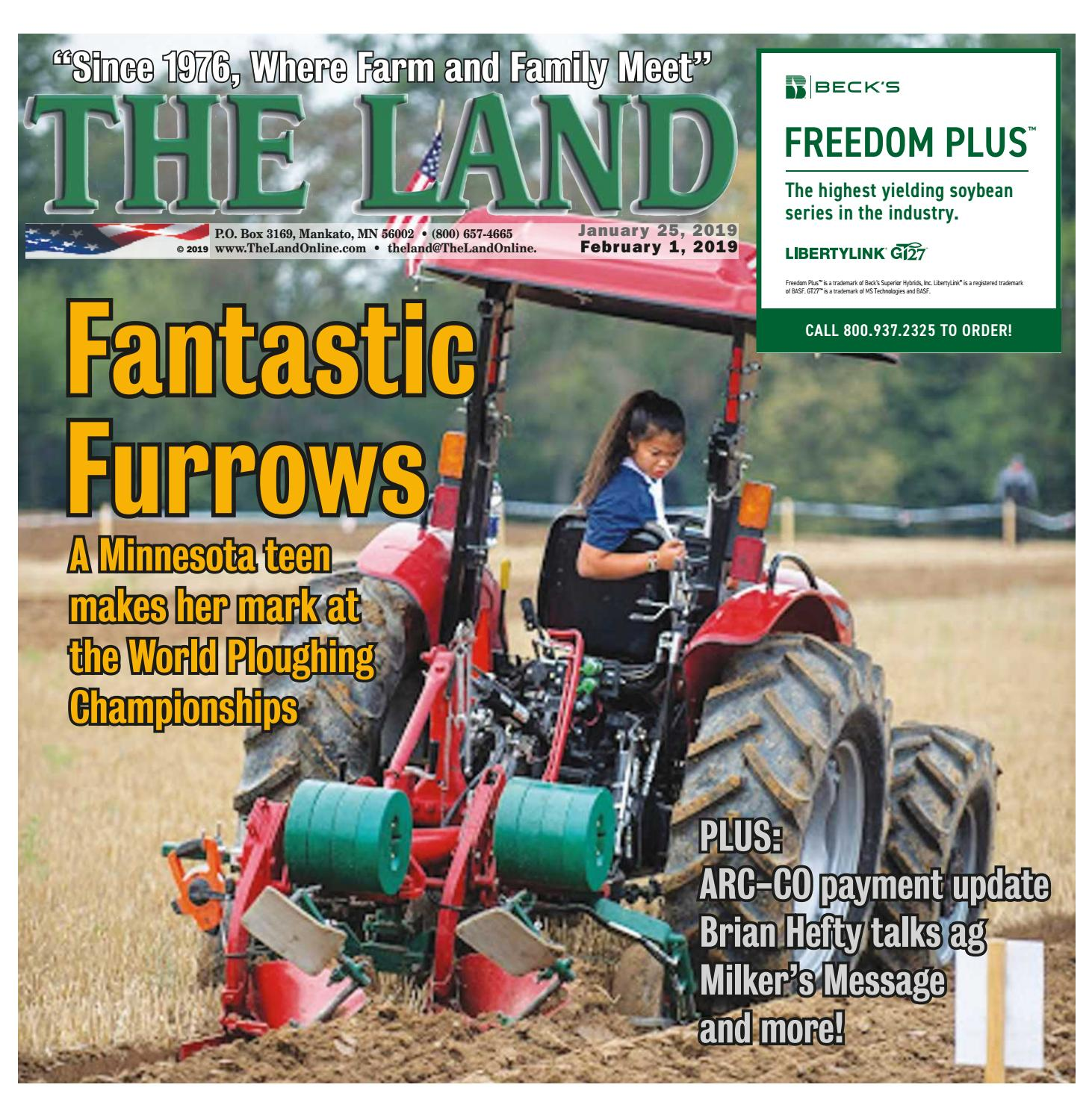 THE LAND ~ February 1, 2019 ~ Northern Edition by The Land