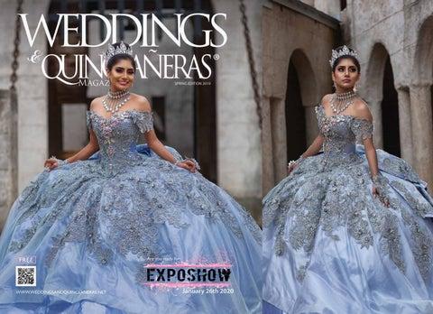 6e821ff1f58 Weddings   Quinceaneras Magazine - Spring 2019 by Weddings ...