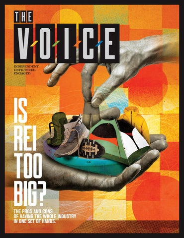 81fbbcdb4 THE VOICE by SNEWS by Active Interest Media-Boulder - issuu