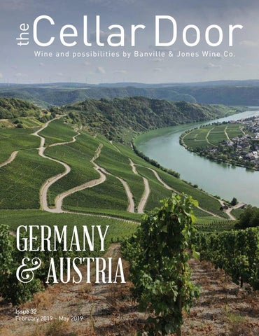 The Cellar Door issue 32: Germany & Austria by Poise