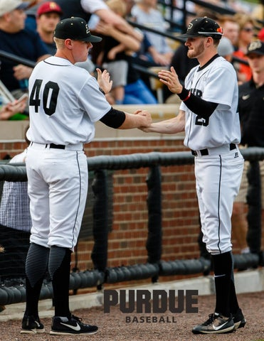 premium selection afbab 24a02 2019 Purdue Baseball Record Book by Ben Turner - issuu